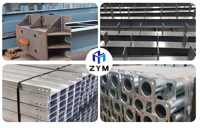 China prefab steel structure
