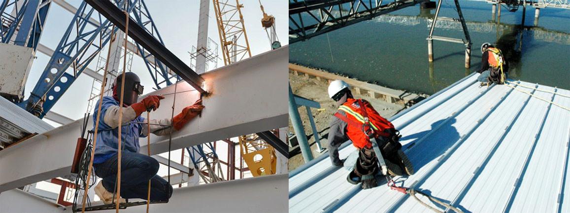 steel structure maintenance