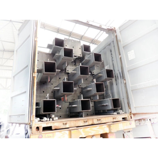 ZYM Steel Structures Packing And Delivery