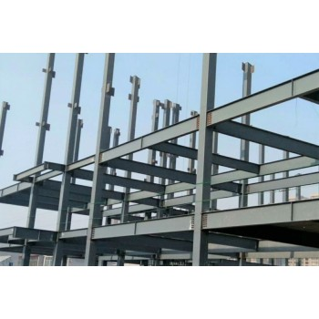 Indonesia prefab steel structure warehouse double storey shed