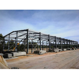 China Pre-Engineered  Metal Building For Warehouse And Workshop