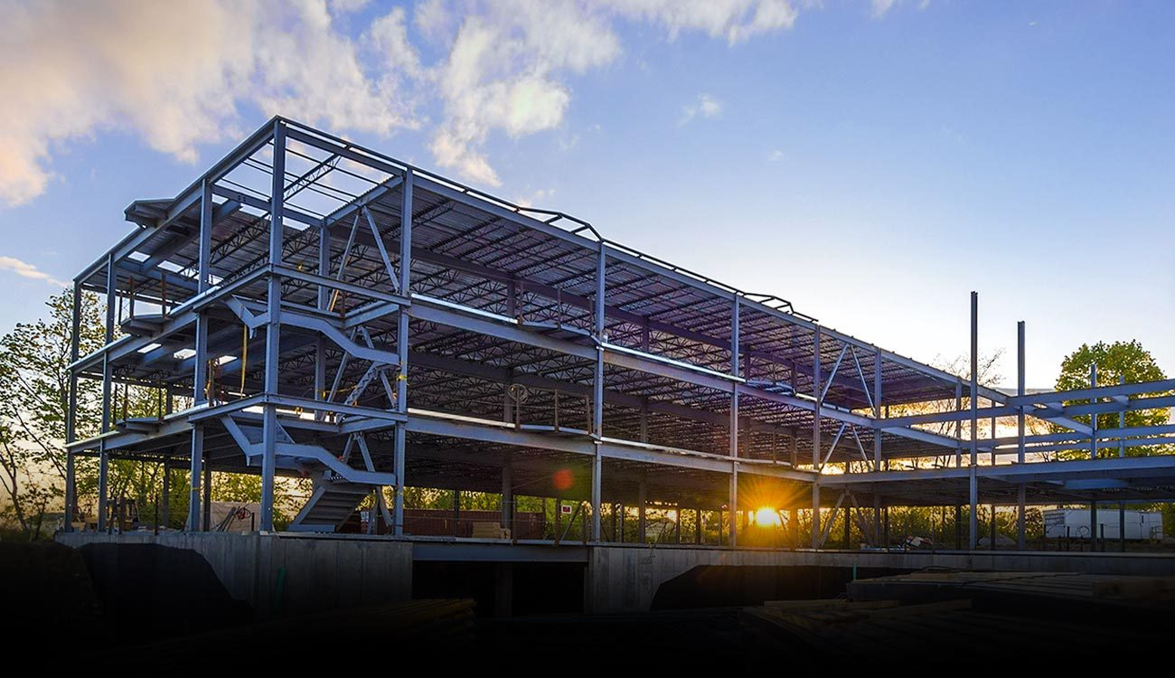 steel structure building cost