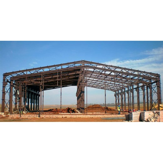 What Is The Steel Structure Application