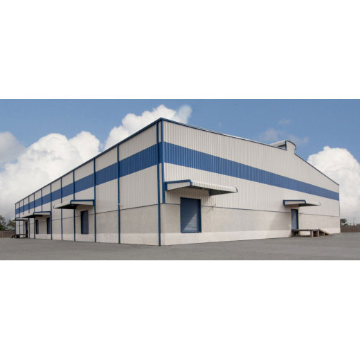 2019 Economic Prefabricated Steel Structure Warehouse  and Workshop