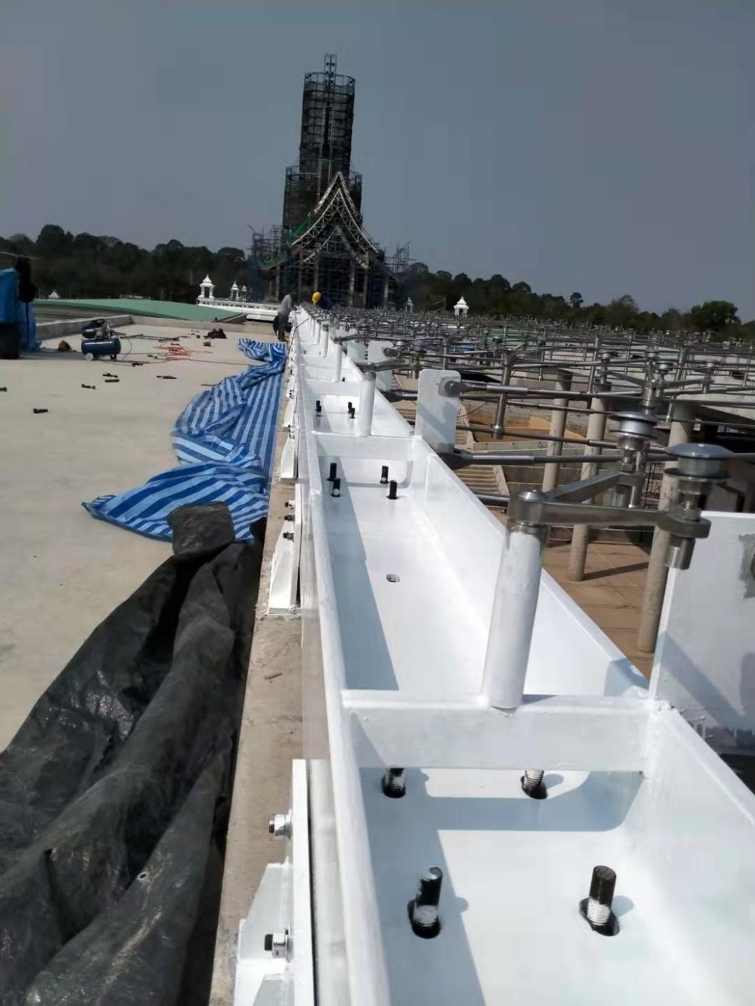 thailand r steel structure frame project