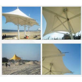 Good design structure membrane for seaside park zone