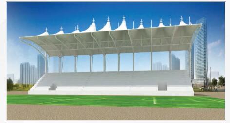 DUBAI membrance structure stadium with good design