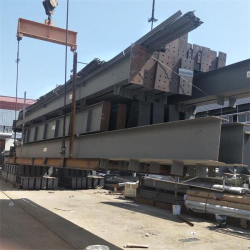 steel structure workshop design in Africa