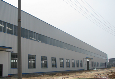 Africa Cote d'Ivoire Quick Install And High Quality Prefabricated Portal Steel Structure Workshop