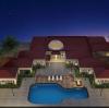 Tracking Of The Luxury Light Steel Villa(Ⅰ) Design