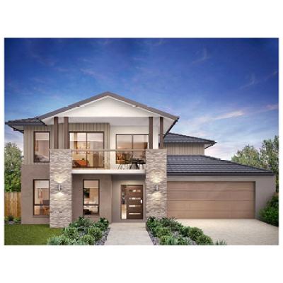 2019  prefabricated villa house  and prefabricated luxury villa  with new design