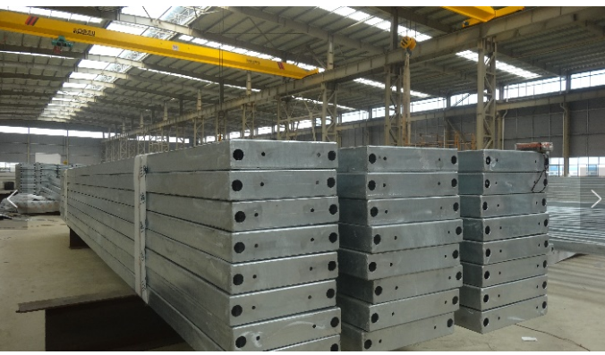 steel structure prefabricated hal