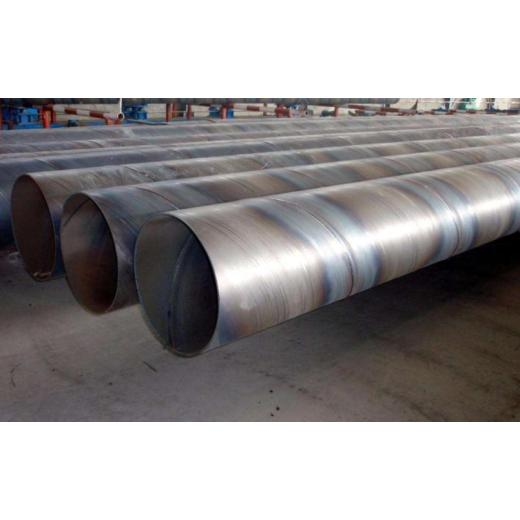 Brief introduction of SSAW steel pipe