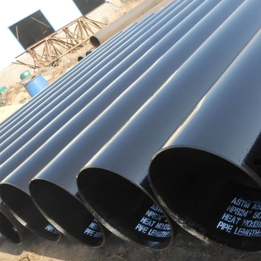 Brief Introduction of Welded Steel Pipes for Low Pressure Fluid