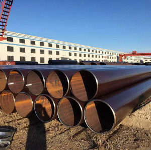 EN 10219-1 S355J0H LSAW STEEL PIPE FOR OFFRSHORE PIPLING
