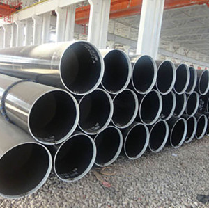 Api 5l coated lsaw steel pipe
