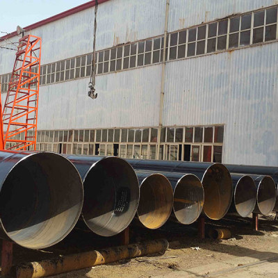 Carbon steel ssaw steel pipe