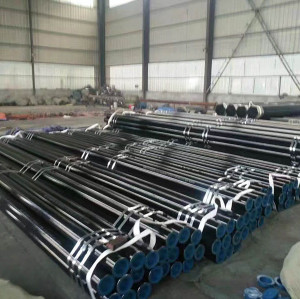 LTCS A333 GR.6 LOW TEMPERATURE SMLS STEEL PIPE BE B36.10M