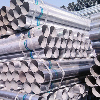 BS 1387 Class B MS GI PIPES SCH40 Hot Galvanized pipe