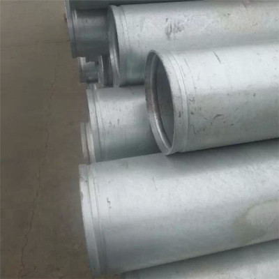ASTM A53 GR.B GI PIPES Hot Galvanized pipe with grooved ends