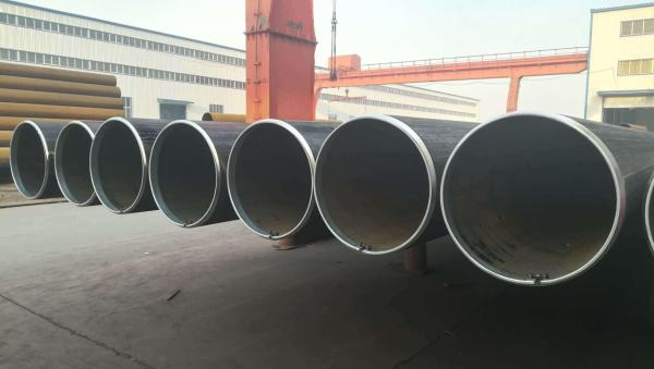 20 inch EN 10219 S355 LSAW STEEL PIPE for construction use