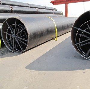 Tubo de acero API 5L X60 PSL2 LSAW