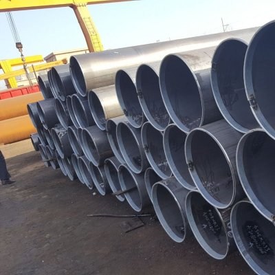 Longitudinal submerged-arc welded steel pipe China