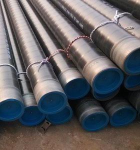 api 5l 3lpe طلاء الأنابيب غير الملحومة و api 5l x52 الكربون الصلب الأنابيب