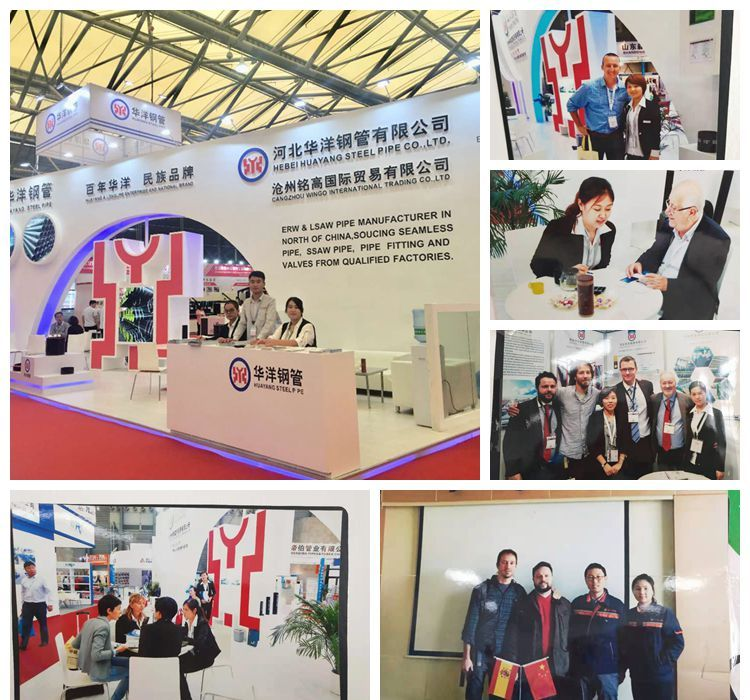 steel pipe exhibition