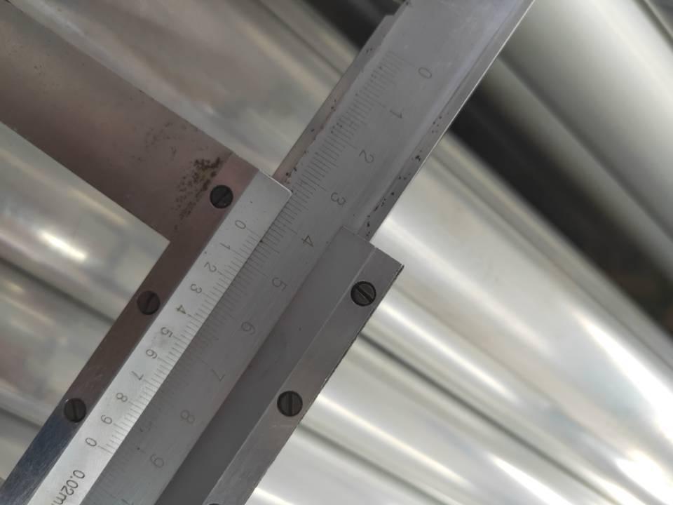 aluminum tube sizes