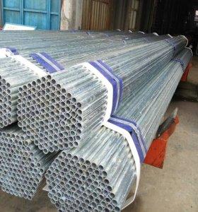 مصنعي أنابيب الصلب المجلفن الصين