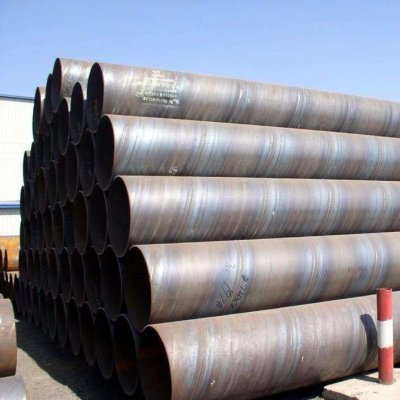 SSAW Steel Pipe-ASTM A252 Spiral Steel Pipe