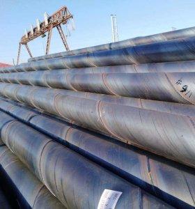 SSAW الكربون لحام أنابيب الصلب مطحنة من الصين