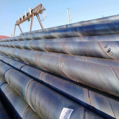 SSAW Carbon Welding Steel Pipe mill from China