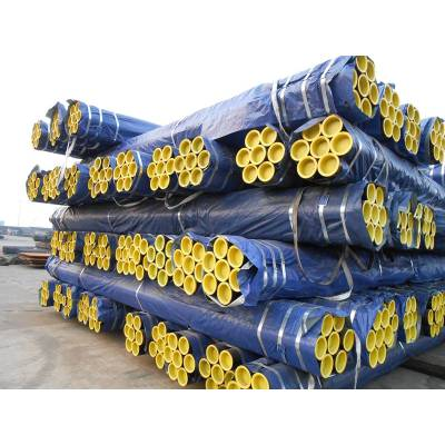 ASTM A106 seamless steel pipe hot rolled