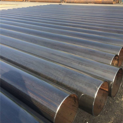 API 5L X42 PSL1 ERW STEEL PIPE WELDED PIPE إلى محطة كاراكول
