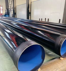 API 5L X46M PSL2 ERW STEEL PIPE 3LPE STEEL PIPE