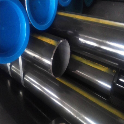 A333 GR.6 Hot rolled Seamless steel pipe for low temperature