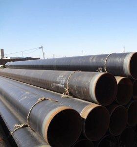 Tubo de acero con revestimiento externo 3LPE para tuberías de petróleo y gas