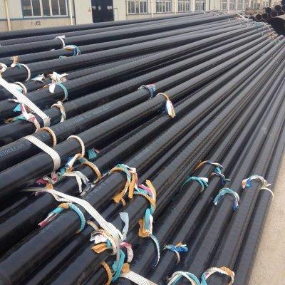 DIN30670 الأنابيب الفولاذية المطلية بمادة الإيبوكسي