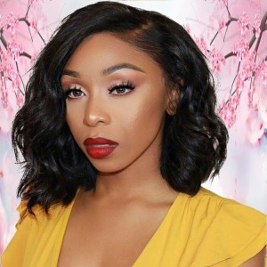 Glueless Pre Plucked Brazilian Bob Wavy Lace Front Human Hair Wigs For Black Women For Summer