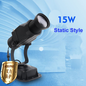 15W static type projection lamp(plug-in type)