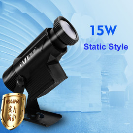 15W static type projection lamp
