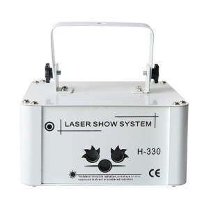 China beauty equipment laser show night club lights disco 3lens RGB full color laser project