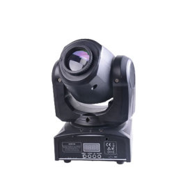 Professional stage gobo sharby beam 10W mini spot LED moving head lighting
