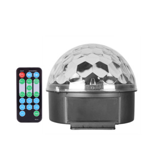 The cheapest led crystal magic ball