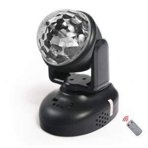 Mini indoor led moving head light magic ball beam dj light