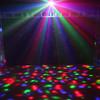 Mini indoor led moving head light magic ball beam dj light
