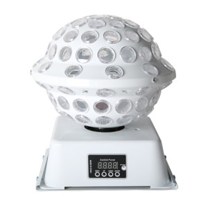 2019 factory price rgb led spot light 360 angle led magic light ball