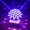 2019 factory price rgb led spot light 360 angle led magic light ball